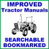 Thumbnail Ford New Holland 3600 Tractor Shop Service Repair Manual - IMPROVED - DOWNLOAD