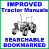 Thumbnail Collection of 2 files: Ford New Holland 3600 Tractor Factory Service Repair Manual & Shop Manual - IMPROVED - DOWNLOAD