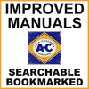 Thumbnail Allis Chalmers H-3 & HD-3 Crawler Tractors Illustrated Parts Catalog Manual - IMPROVED - DOWNLOAD