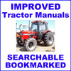 Thumbnail IH Case 85 Series FACTORY Tractor Operators Owner Instruction Manual - IMPROVED - DOWNLOAD