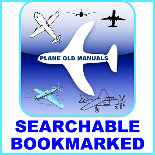 Product picture Beechcraft Twin-Bonanza C50 & D50 Illustrated Parts Catalog Manual - DOWNLOAD